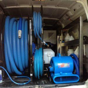Van w equipment