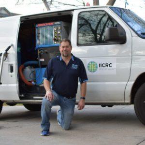 Marty w van